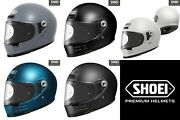 Shoei Helmet Glamster New On-road Full Face Classical Style Cpb-1v Shield