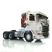 Lesu Rc Metal 1/14 64 Axle Chassis Hercules Scania R730 Rc Gripen Tractor Truck