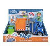 Blippi Recycling Truck-new Release-educational Toys For Kids