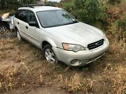 2007 Subaru Outback Manual All Wheel Drive Rolling Chassis 1 Owner