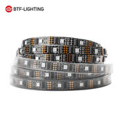 1-5m Ws2801 Led Strip Pixel Individually Addressable Data And Clock Arduino Tv