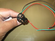 Turn Signal Flasher Socket With Wire Lead. All Cars Or Trucks
