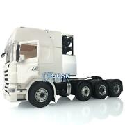 1/14 Scale Scania Lesu Metal 88 Chassis Rc Tractor Truck Motor Hercules Cabin
