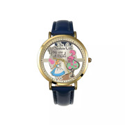 [j-axis] Alice And Cheshire Cat Watch And Skeleton Disney Collection From Japan