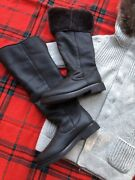 Nwob Little Girland039s Loro Piana 5.5 Winter Telluride Boots Htf Perfection For Your