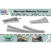1/72 Scale Trumpeter German Railway Turnout 82909 For Train Kit Plastic Model
