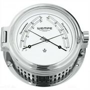 Wempe Cw180003 Globaltec Cup Chrome-plated Comfortmeter 140x47mm W/b