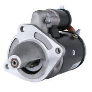 New 10t Starter Motor Fits European Model Rover By Part Number 26256 Lrs00139