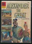 Four Color 688 Alexander The Great 1956 Dell Comic Book Lower Grade