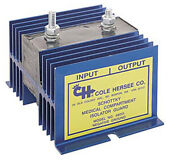 New Isolator Fits 75a Ambulance Applications Cole Hersee 48051 Sure Power 31322