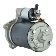 New 12v Starter Fits Leyland Nuffield Tractor Model 272s 472 462 26304b 26246m