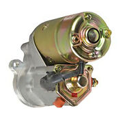 New Imi High Performance Starter Fits Case Tractor 3288 D-358 1985-1986 1998332