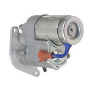New 12v Imi Preformance Starter Fits Ford Tractor 4200 4330 4410 26291d 26339a/b