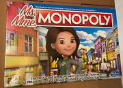 Monopoly Game Ms. Mme. Monopoly Bilingual French / English   New   Rare