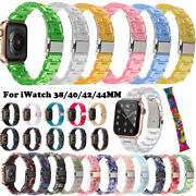 Pack Resin Wrist Watch Band Strap For Apple Watch Series Se 6 5 4 3 21 Wholesale