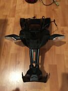 Ducati Scrambler 1100 Original Tail With Turn Signals Frame And Black Cover
