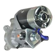 New 12v Imi Performance Starter Fits Case Trencher 70+4 70+4dh Dh5 104-4307