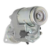 New Imi Starter Fits Ford Tractor 2110 4-139 Shibaura Diesel S13-32a 185086350
