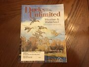 Ducks Unlimited Magazine Mailed To Wayne Betts Betts Duck Calls March 2006
