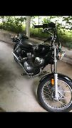Yamaha V Star 250 Motorcycle, 3000 Miles, Great Condition, Title In Hand