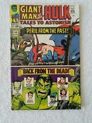 Tales To Astonish 68 June 1965 Peril From The Past Great Find