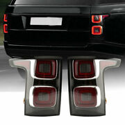 Black Tail Light Fit For Land Rover Range Rover L405 2012-2020