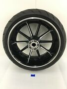2012-2017 Oem Harley-davidson Fxsb Softail Breakout Rear Wheel And Tire 18x8