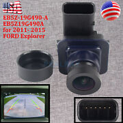 New Rear View Backup Back Up Camera For 2011 - 2015 Ford Explorer Eb5z19g490a Us