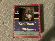 Ozzie Smith The Wizard Statue Cardinals Hof Induction Edition Mcdonalds
