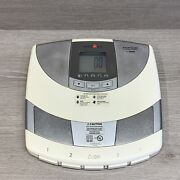 Tanita Bc-552 Ironman® Innerscan Body Composition Monitor Scale - Tested Working