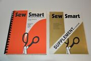 Author Clotilde Signed And039sew Smart Wovens Knits And Ultrasuede + Supplement 1984