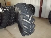 Two New 18.4-30 14 Ply R1 Tractor Tires