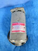 General Electric 5bc12ra109 5000rpm 1/4hp Dc Motor + 1 Year Warranty