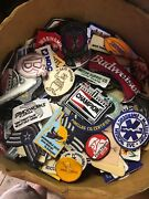 Vintage Patch Lot 25 Patches Nasaautomotivepromopolicesportsmilitary Rare