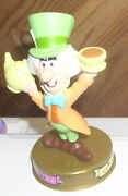 Mad Hatter From Alice In Wonderland Pvc Authentic Disney Collectible Fig