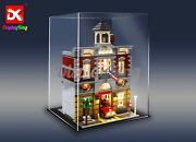 Dk- Display Case For Lego Creator Fire Brigade 10197 Aus Top Rated Seller