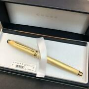 Y602 Cross Townsend 23 Gold Fountain Pens Pen Writing Tools Cheap