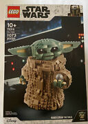 New Lego Star Wars The Mandalorian The Child 75318 Building Kit In Hand