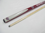Nrl Two Piece Pool Snooker Billiards Cue 57 Inch - Manly Sea Eagles