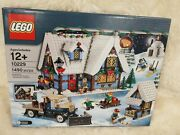 New Lego Expert Christmas Winter Village 10229 Factory Sealed