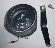 Amp And Fuel Gauge Off A 1977 Datsun 280z. —g-4-1