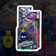 Transformers Generations Earthrise Roller Force And Decepticon Ground Hog Hasbro