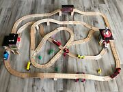 Learning Curve Thomas The Train Wooden Railway Deluxe Sodor Rescue Team 99552