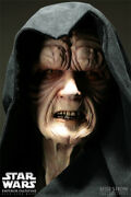 Star Wars 11 Palpatine Sideshow Collectibles Life Size 89 Of 750 Rare