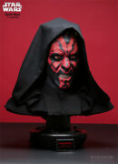 Star Wars 11 Darth Maul Sideshow Collectibles Life Size 800 Of 1000 Rare