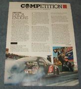2012 Interview Article With Pro Stock Champion Erica Enders Fast Five