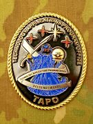 Rare 160th Soar Technology Applications Program Office Tapo Challenge Coin