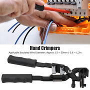 Bx-30a Multi-functional Cable Wire Crimper Crimping Cutter Stripper Plier Tool