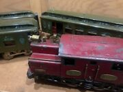 Ives Toys Electric And Mechanical Train Set Lionel - New York Central