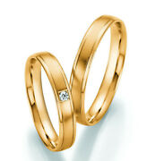 Promotion Pair Wedding Rings Wedding Ring Made Of Gold With Diamant +